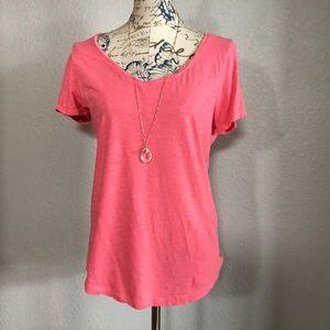 Loft pink T-shirt
